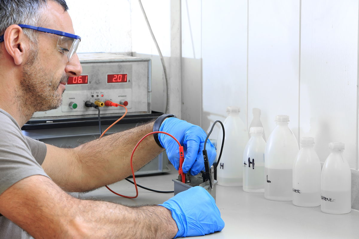 En Sutra Coatings contamos con la tecnología necesaria para garantizar la calidad de los recubrimientos anticorrosivos de Zinc Niquel